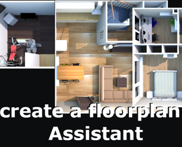 how to create a floorplan in home assistant